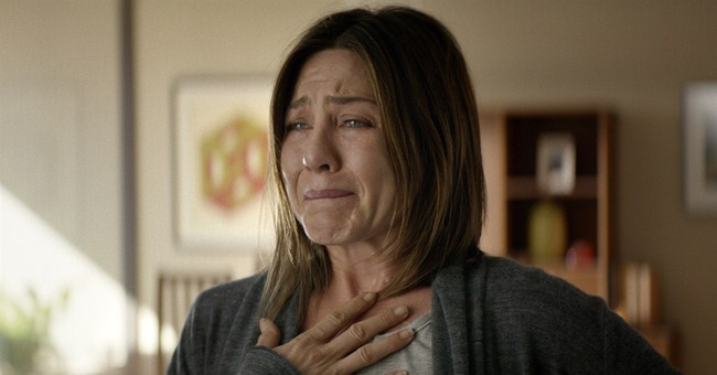 Review: A deglamorized Aniston in the drab 'Cake'