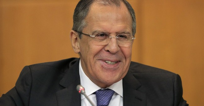Russian FM pledges cooperation with West to combat terror