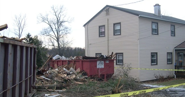 Police: New York man demolishes home without telling wife