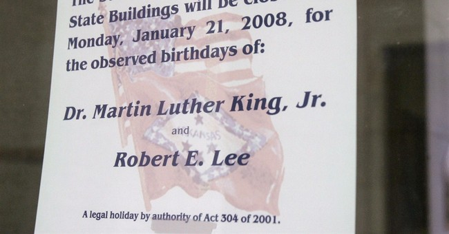 Arkansas bill would remove Robert E. Lee from MLK Day