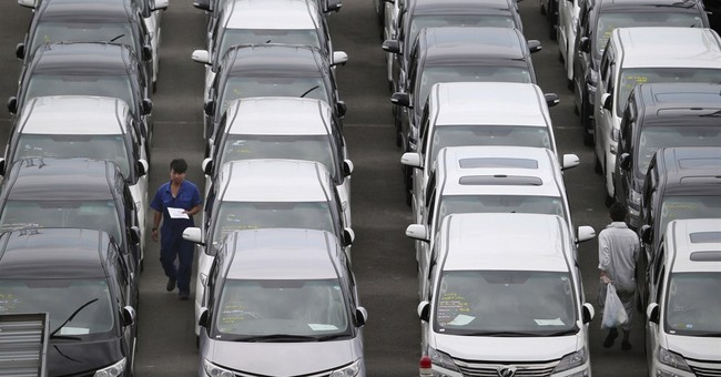 Toyota remains top in global vehicle sales, beats VW, GM