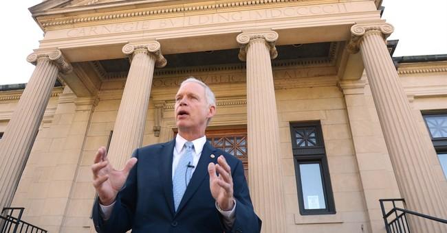 Issue on appeal: Did health-care reform rules hurt senator?
