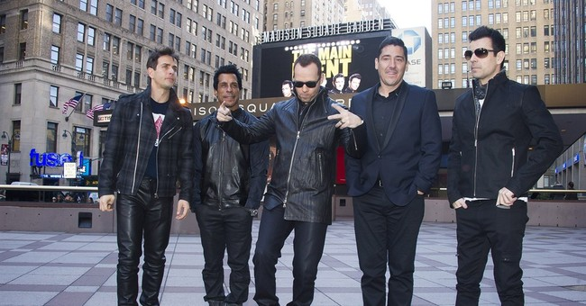 New Kids on the Block: New boy bands can learn from us