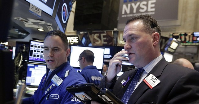 US stocks end bumpy day with gains