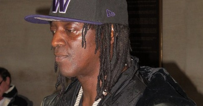 Flavor Flav pleads not guilty to charges in NY traffic stop