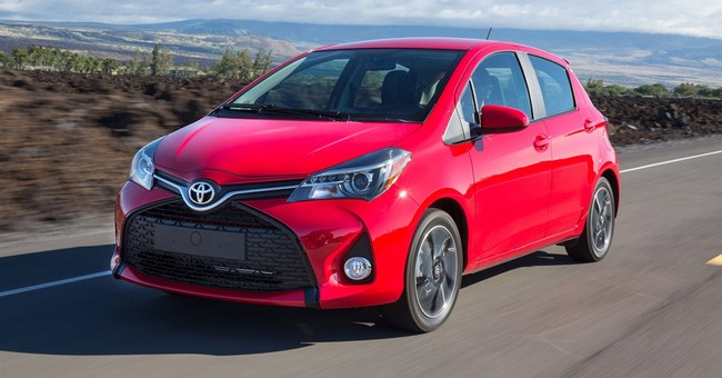 Toyota's lowest-priced car gets spruced up
