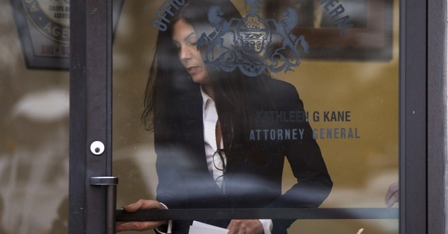 Perjury charge recommended for Pennsylvania attorney general