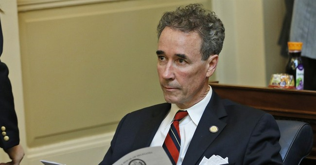 Jailed Virginia lawmaker charged with forgery, perjury