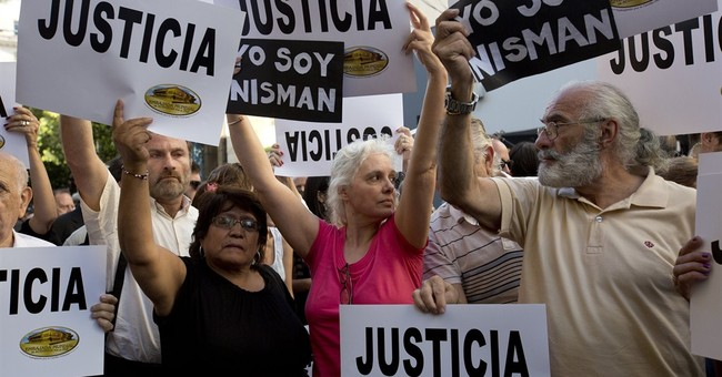 Police investigated in case of dead Argentine prosecutor