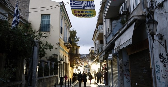 A look at Greece's debt debate before elections