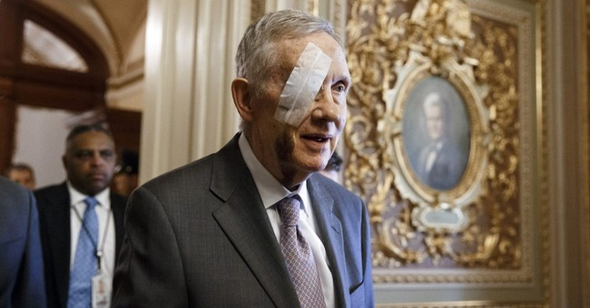 Reid to undergo eye surgery next week