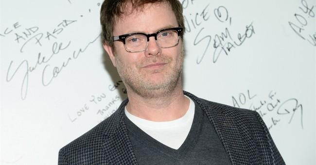 Rainn Wilson returns to TV in Fox crime series 'Backstrom'