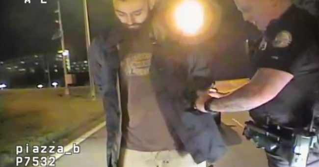 Police release video of traffic stop of Chattanooga shooter