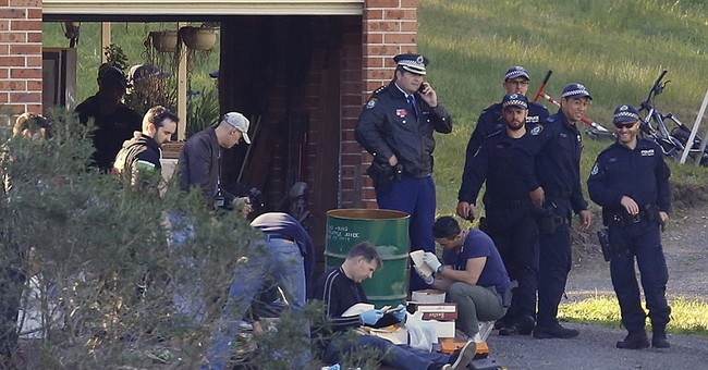 Sydney man arrested in 30-year-old shooting, bombing case
