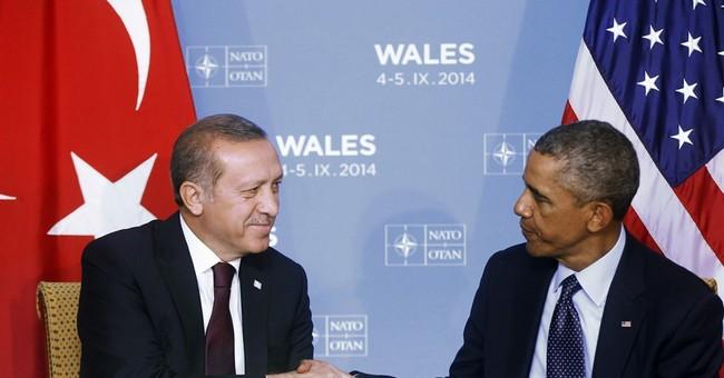 Turkish attacks on Kurds muddle Obama's Islamic State fight