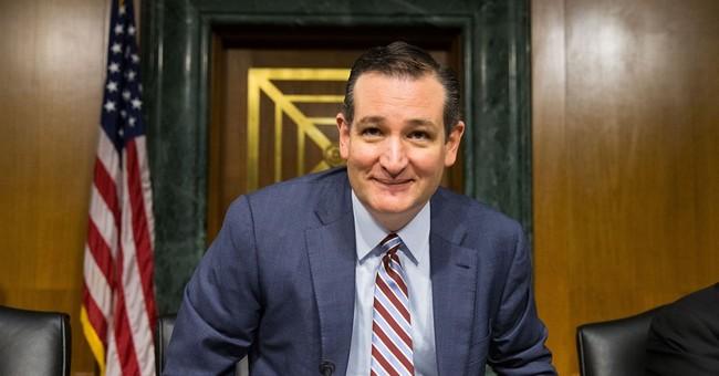 Sen. Cruz takes on more traditional GOP target: the IRS