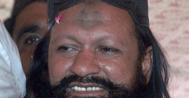Pakistani militant leader killed in police convoy attack