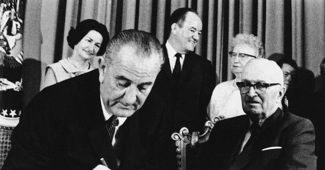 Then & Now: Medicare and Medicaid turn 50