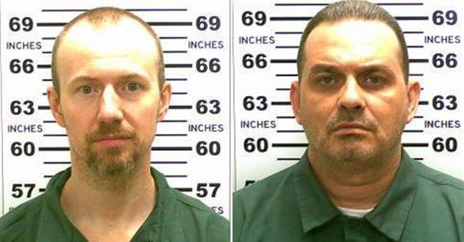 New York prison worker pleads guilty in escape of 2 killers
