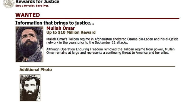 Major events in the life of Taliban leader Mullah Omar
