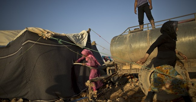 World Food Program cuts aid to Syrian refugees in Jordan