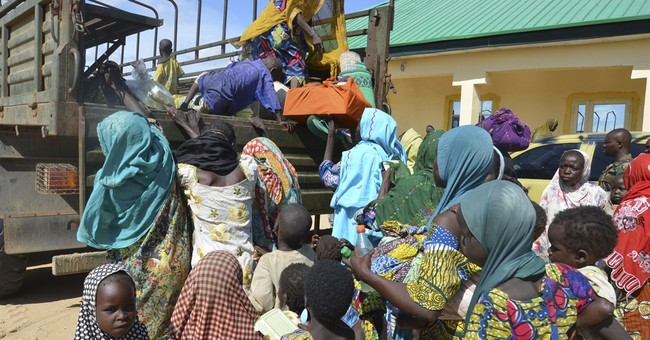 Nigeria rescues 71, mostly women and girls, from Boko Haram