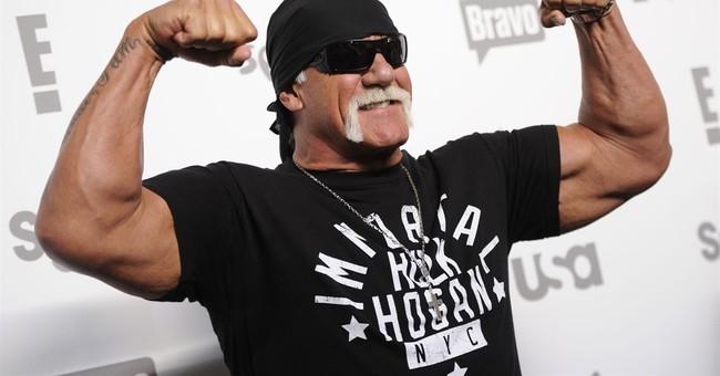 Dwayne Johnson says of Hulk Hogan: 'We've all talked trash'
