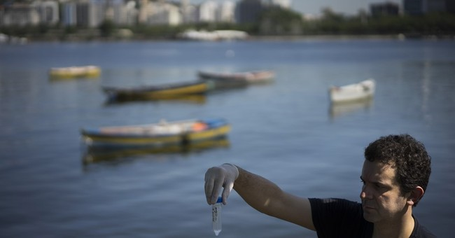 AP Investigation: What's in Rio's water? AP explains tests