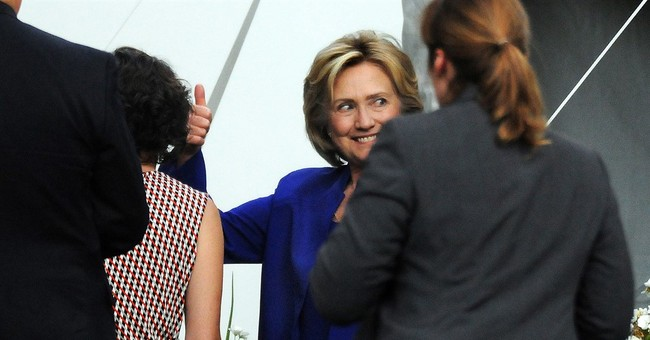 Clinton charity donors surge amid Hillary Clinton's campaign