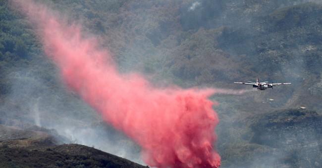 Several blazes thrust Northern California into fire season
