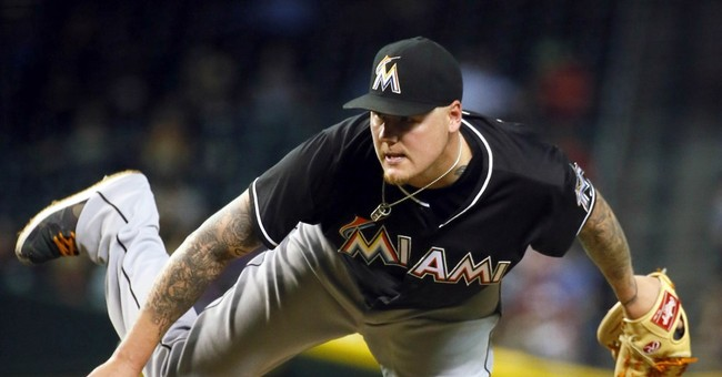 Dodgers bolster pitching in huge deal with Braves, Marlins