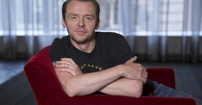 Orbiting secrets, 'Star Wars' and fandom with Simon Pegg