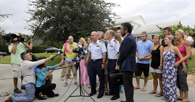Rescuers hope for 'best-case scenario' for boys lost at sea