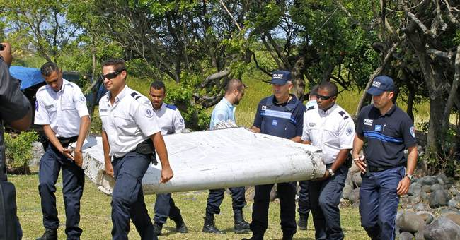 Man describes find that could solve MH370 plane mystery