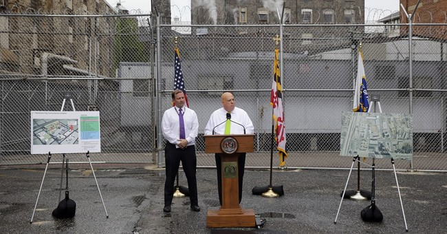 Closing of Baltimore detention center marks a milestone
