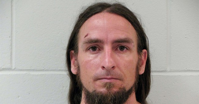 Police: Man named Huckleberry Finn charged with sex assault