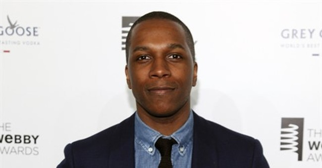 'It's a gift' _ Leslie Odom Jr. relishes his 'Hamilton' shot