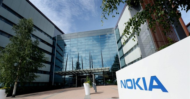 Nokia profit grows as networks division leads turnaround