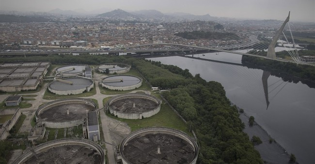 AP Investigation: Olympic teams to swim, boat in Rio's filth