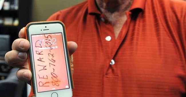 Texas businessman finds cellphone that fell from plane