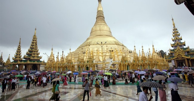 Heavy rains in forecast set to worsen Myanmar flood crisis