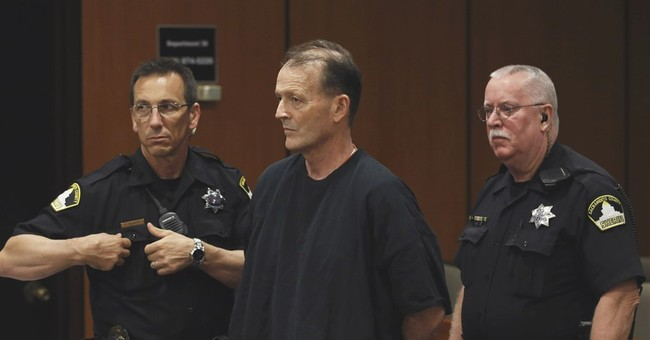 Ex-California fire chief sentenced in girlfriend's slaying