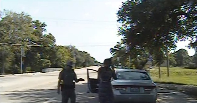 Trooper in Sandra Bland arrest once warned for conduct