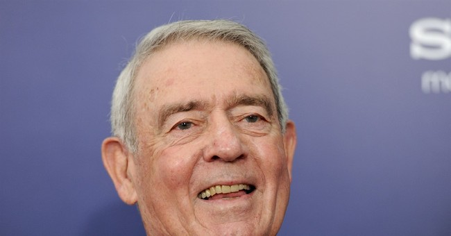 Mashable man Dan Rather isn't the retiring type