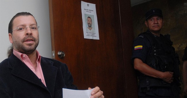 Freed Colombian warlord apologizes for atrocities
