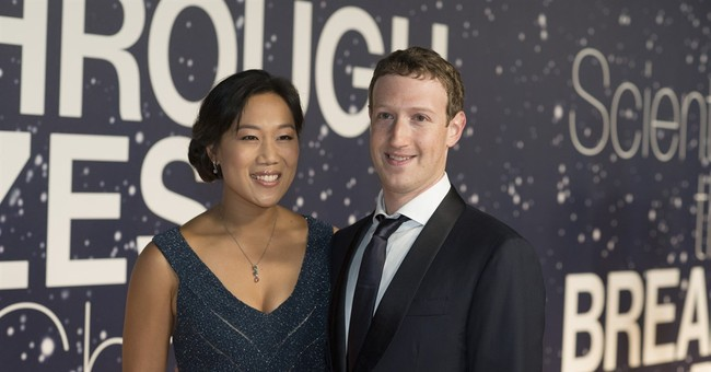 Facebook's Zuckerberg and wife are expecting a daughter