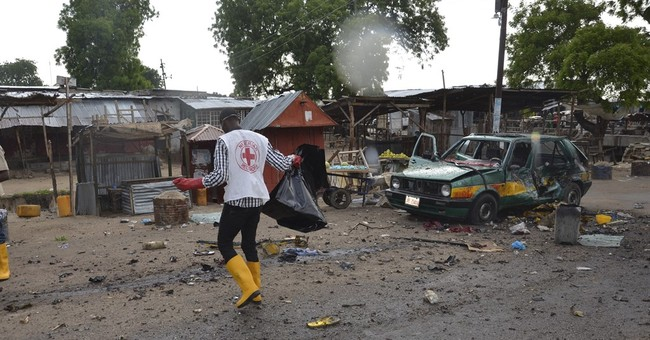 Suicide bomber kills 10 at Maiduguri market in north Nigeria