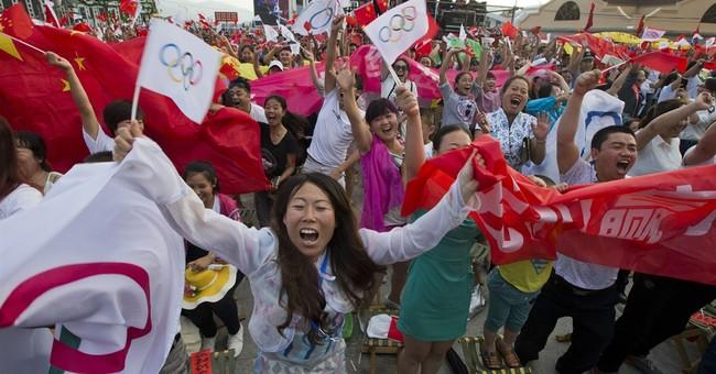 Watchdog groups quick to criticize IOC over Beijing in 2022