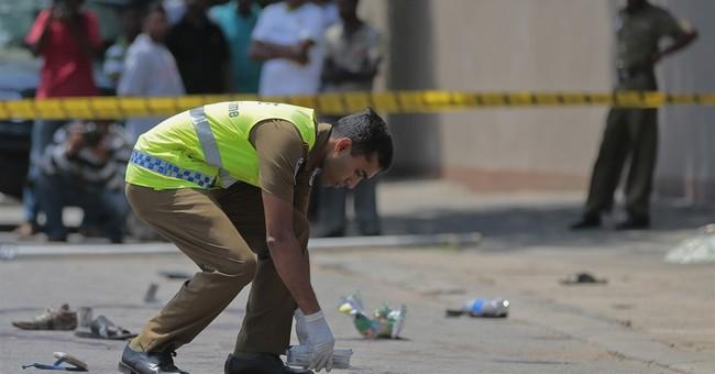 Gunmen kill 1, wound 13 campaigning for Sri Lankan candidate