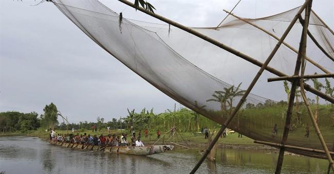 India, Bangladesh swap border enclaves, settle old dispute